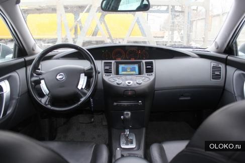 Nissan Primera, 2005 г. 2,0 л. 85543 км..