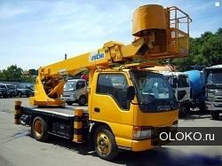 Услуги автовышек от 10 до 22 метров НЕдорого.
