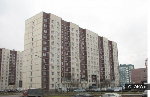 Продам комнату в 3-к квартире, 13 м², 10/12.