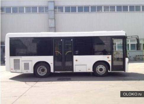 автобусы FOTON BJ6126.