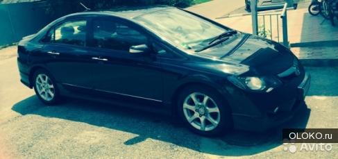 Honda Civic, 2010 г. 1,4 л. 95000 км..