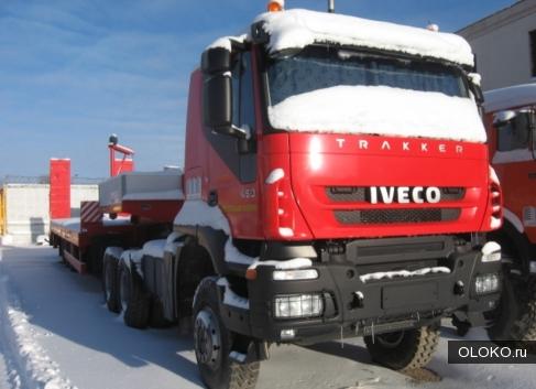 Седельный тягач ИВЕКО АМТ - 633910.