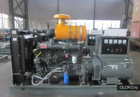 Продам дизель-генератор WEILI GF100.