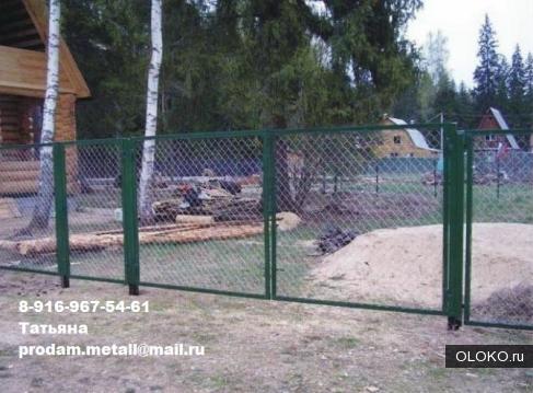 Садовые ворота от производителя.