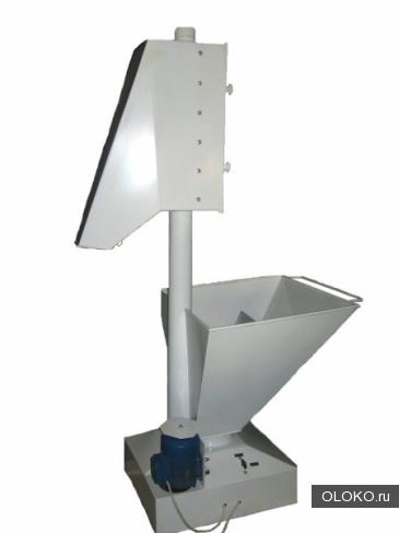 Мукопросеивателя МПУ-510Н из нержавеющей стали.