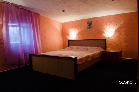 Где снять хороший номер гостиницы в Барнауле.