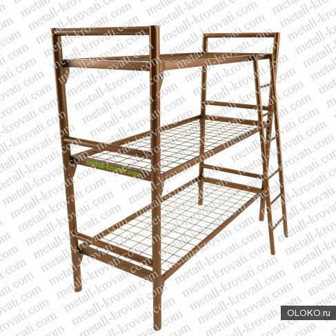 Металлические двухъярусные кровати для интернатов, кровати для общежитий, кровати оптом.