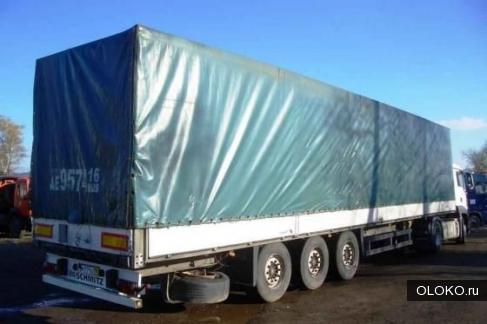 Еврофура. 20 тонн. 86 кубов.