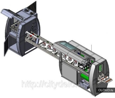 Проектировка промышленного оборудования под заказ.