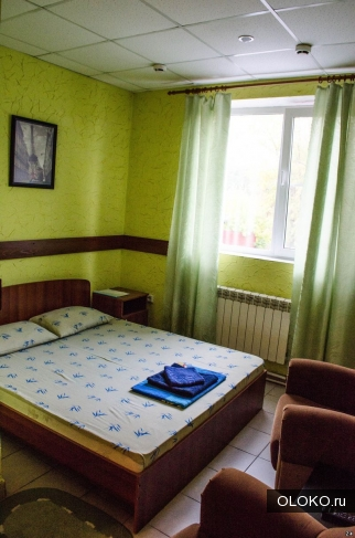 Гостиница Барнаула от 1000 рублей.