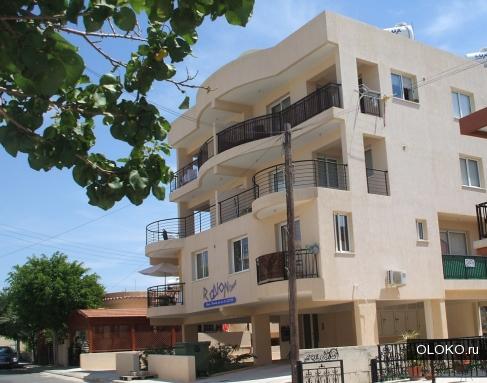 Твоя квартира на Кипре.