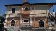 Утепление фасадов зданий, декоративная отделка стен..