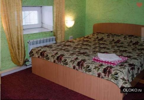 Отель с сайтом гостиницы Барнаула.
