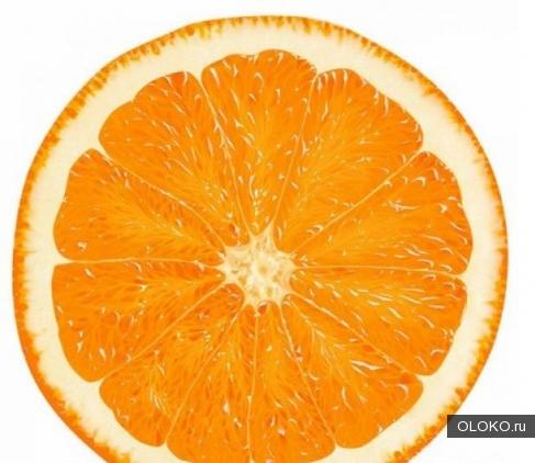 Эфирное масло апельсина.