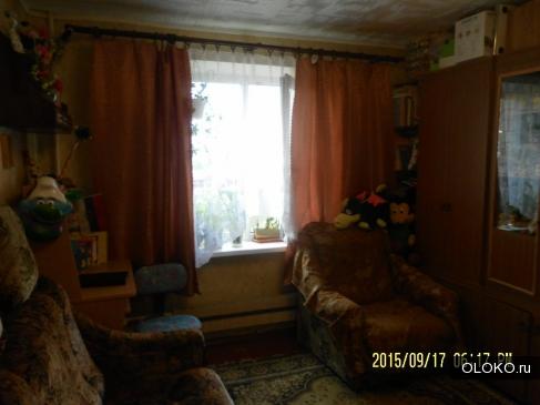 Продам комнату в 1-к квартире, 12 м², 9/9.