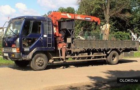 Манипуляторы от 4 до 12 тонн, Звенигород..