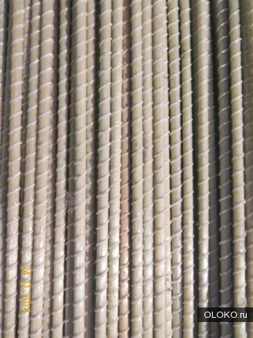 Арматура стеклопластиковая композитная от производителя ГОСТ 31938-2012.