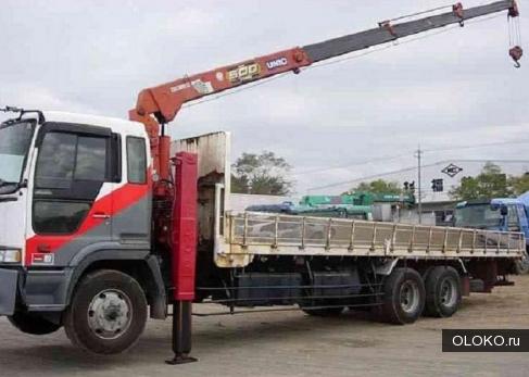 Предоставляем, услуги по грузоперевозке грузов, Кран Манипулятор.
