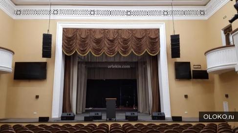 Широкий выбор сценического оборудования, профессиональный монтаж, консультации специалистов, оснащения театров и концерт ....