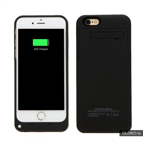 Чехол-аккумулятор для iPhone 6.