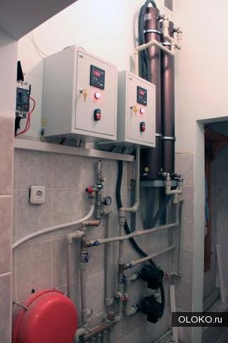 Индукционные нагреватели для отопления.