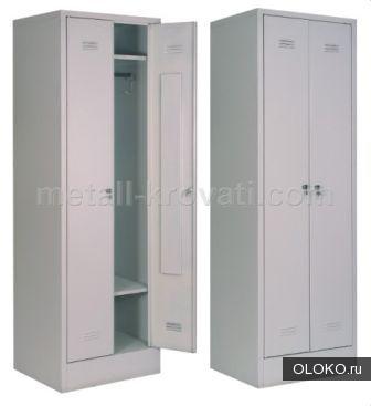 Шкафы металлические от производителя.