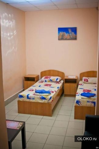 Доступный номер гостиницы Барнаула.