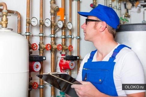 Ремонт котлов, систем отопления, водоснабжения, канализации.