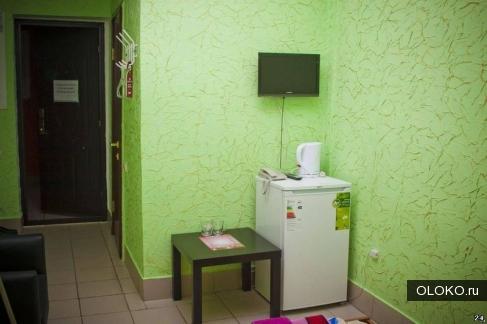 Арендовать номер гостиницы в Барнауле со скидкой.
