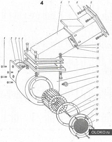 Вентилятор напора 1080.05.800-1СБ.