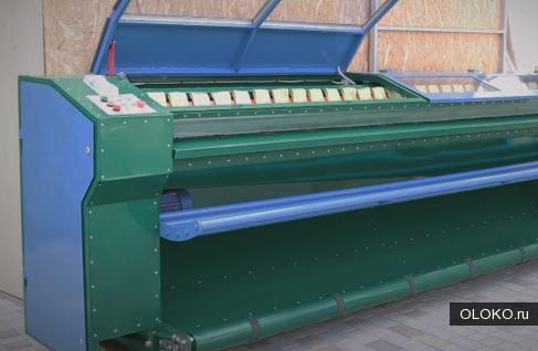 Новая машина для выбивания пыли из ковров Mozd Tehnology.