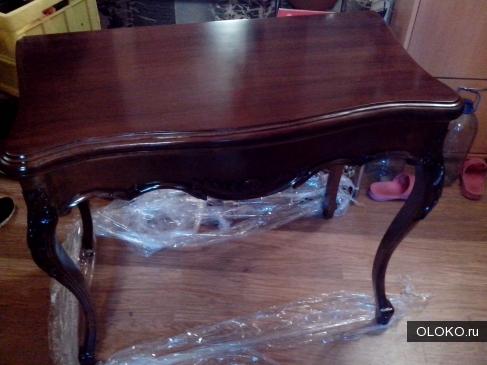 Ремонт, обивка мягкой мебели в мастерской и на дому. СПб.