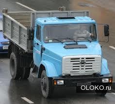 Перевозки на автомобиле Зил бортовой.