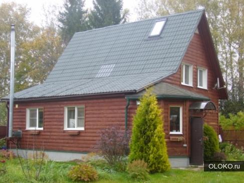 Продам дом, 130 м², участок 8 соток.