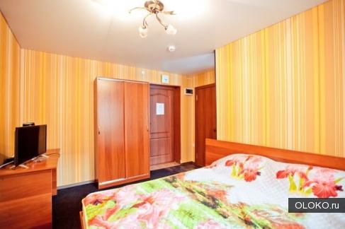 Гарантированное бронирование гостиницы в Барнауле.