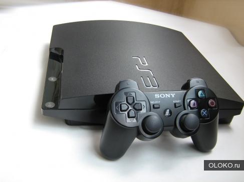 Аренда прокат Sony PlayStation 3 PS3.