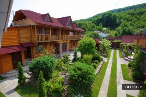 Продам элитный гостиничный комплекс в сказочном месте Карпат.
