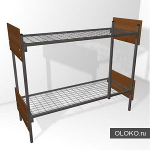 Кровати металлические для интернатов, кровати для студентов, кровати металлические для рабочих, кровати для вагончиков.