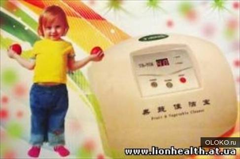 Прибор для очистки продуктов, воды и воздуха Озонатор.