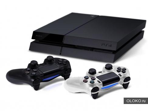 Аренда прокат Sony PlayStation 4 PS4.