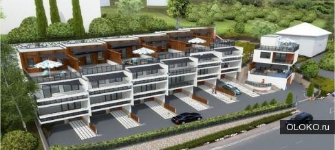 Продам таунхаус, 170 м², участок 1 сотка.