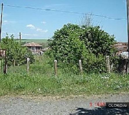 Участок в Болгарии 1110 м2 за 1600.