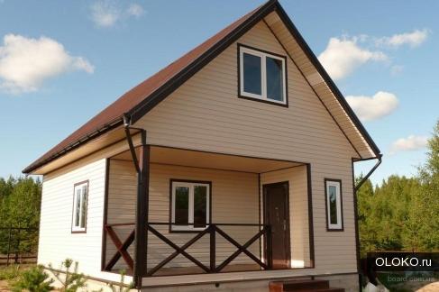 Выполним внутреннюю и наружную отделку дома, квартиры, дачи.