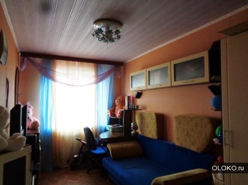 Продам 2-к квартиру, 44 м², 5/5 эт..