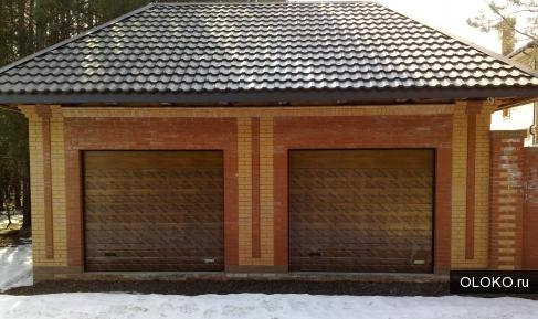 Строим гаражи под ключ Ростов на Дону.