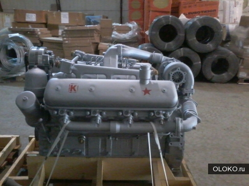 Продам Двигатель ЯМЗ 238 НД3, Кировец.