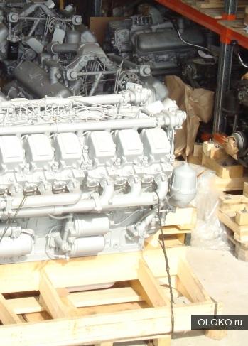 Продам Двигатель ЯМЗ 240БМ2 на Кировец.