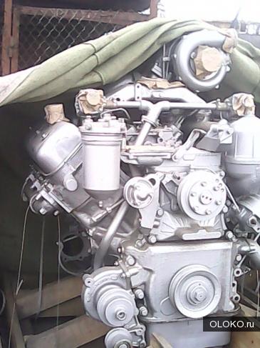 Продам Двигатель ЯМЗ 236НЕ -2 без кпп и сцепления.