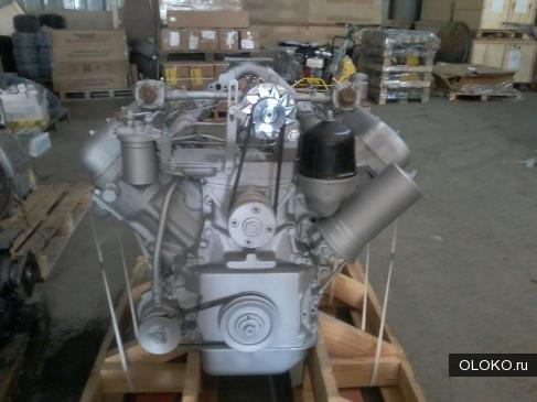 Продам Двигатель ямз-236М2-1 маз без кпп.