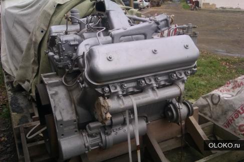 Продам Двигатель ЯМЗ-236М2-4 на Урал.